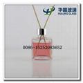 OEM manufacture designer perfume bottle glass aroma bottle with stick 1
