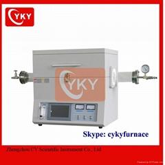 1200C vacuum tube furnace