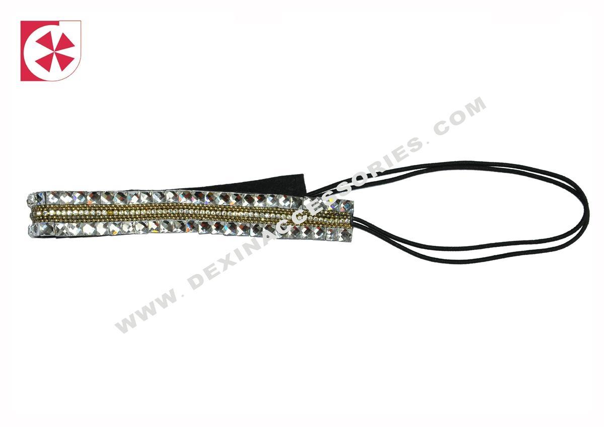 rhinestone hairband  1