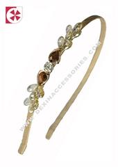 handmade crystal & rhinestone headband