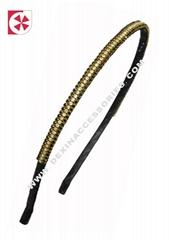 handmade rhinestone headband