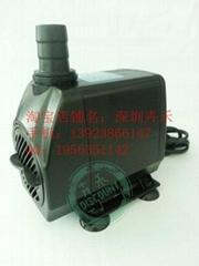 12V无刷直流鱼缸泵Z600