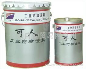 提供水性無機富鋅防腐塗料 1