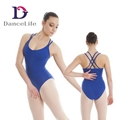 Hot ballet dance training leotard lady