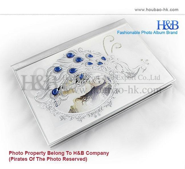 H B Wholesale Fancy Wedding Acrylic Photo Albums Hb 01g027 China Trading Company Photo Album Frame Arts Crafts Products Diytrade