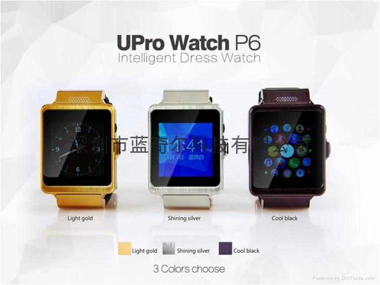 UPad P6智能手表 2