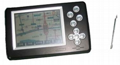 GPS navigation equipment