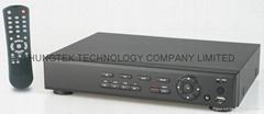 16CH MPEG-4 Netowrk DVR
