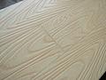 AC waterproof embossed wood flooring