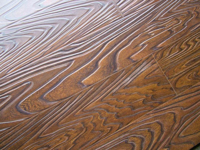 AC waterproof embossed wood flooring wood laminate flooring german laminate  3