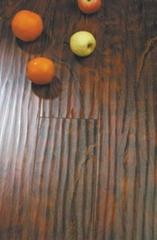 Art Surafce MDF/HDF Handscraped parquet laminate flooring
