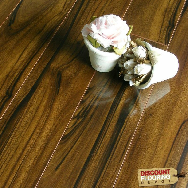 8mm/12mm new popular style timeless designs laminated flooring china  1