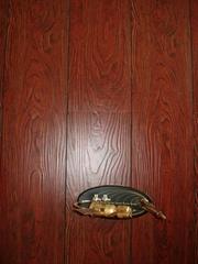 8.3mm hdf Embossed wood Laminate Flooring