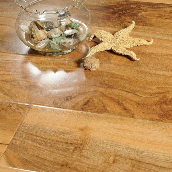 High Quality HDF Laminate Flooring with Low Price  1