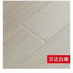 high quality Whitewashed Oak Laminate Flooring Manufacturer
