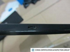 CCIC Quality Control Inspection Services for Laptops PC Tablets Electronics