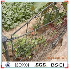 Yard Pond fencing (Yard Teichzaun, Oberbogen)