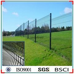 3D/2D fencing panel