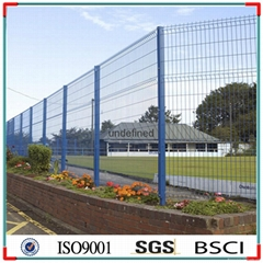 Dirickx Axis Welded Panel Fences