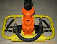 ZQSJ-100/2.5架柱支撑气动手持式钻机