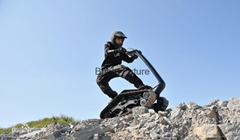 Shredder gas scooter