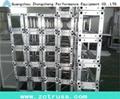 aluminium alloy performance exhbition lighting stage performance screw truss 4