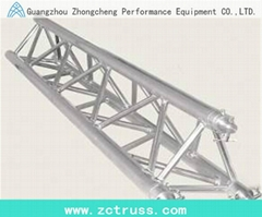 389mm*389mm aluminum lighting stage performance party spigot truss