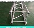 389mm*389mm aluminum lighting stage performance party spigot truss 3