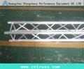 389mm*389mm aluminum lighting stage performance party spigot truss 4