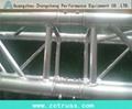 389mm*389mm aluminum lighting stage performance party spigot truss 5
