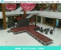project case lighting concert event performance party  stage equipment system 5