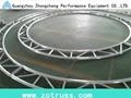 Outdoor Performance Aluminun Stage Lighting Spigot Truss (ZCB-389) 3