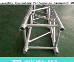 aluminum spigot stage lighting truss for outdoor or indoor exhibition