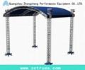aluminum spigot stage lighting truss for outdoor or indoor exhibition  2