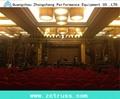 Aluminum Exhibiton Performance Screw Square Stage Lighting Truss (SQU400) 5