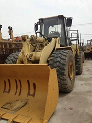 Used Wheeled Loaders CAT 966G