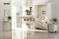 新款壁柜床 壁柜床价格 壁柜床定制批发
