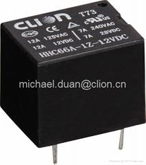 Mini PCB Relay T73