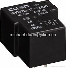 Mini PCB Relay T90