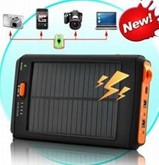 太阳能笔记本充电器