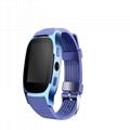 T8智能蓝牙运动拍照手表