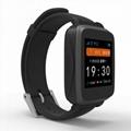 智能手表心率血压体温检测电话手