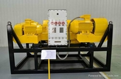 Machtec Oilfield Decanter centrifuge with API