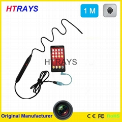 1M USB Waterproof Android Borescope Endoscope Inspection Tube Visual Camera