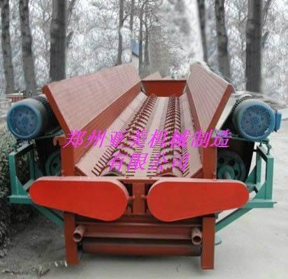 木材剥皮机 1
