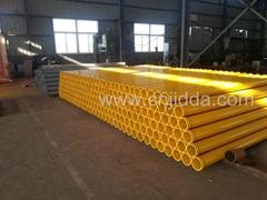 "Putzmeister DN125 5.5"" Concrete pump pipe"