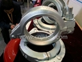 """Forged DN1255.5"""" Concrete Pump Clamp"""