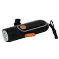 Popular dynamo flashlight for traveling