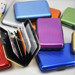 803001 Aluminium Cardbox