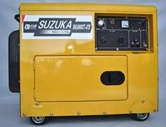 5KW自启动柴油发电机